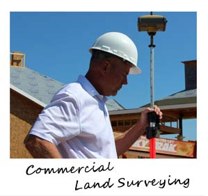 commercial land surveying